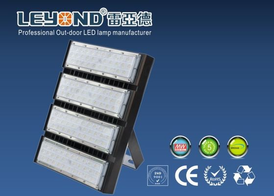 China As luzes de inundação do diodo emissor de luz do ângulo de feixe 12v Waterproof a tampa do PC das microplaquetas de Bridgelux distribuidor